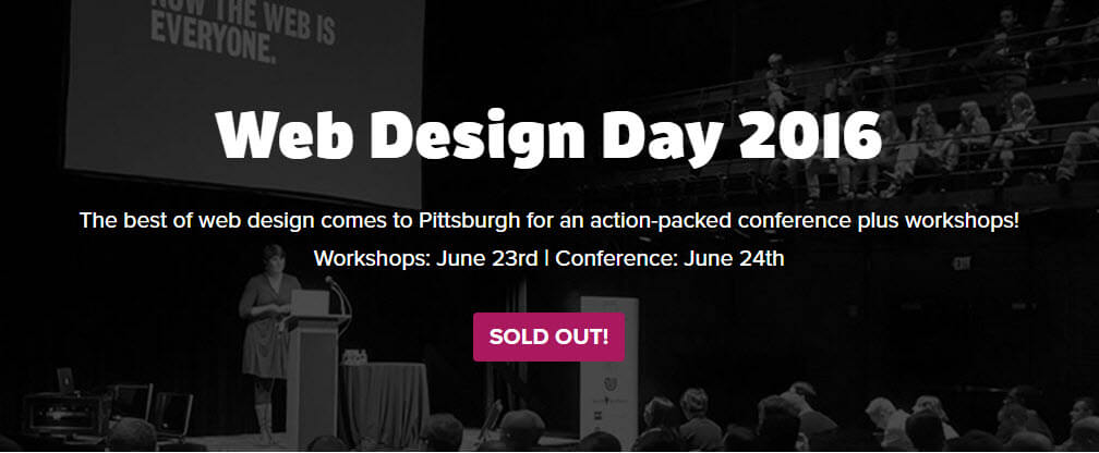 Pittsburgh Web design Day