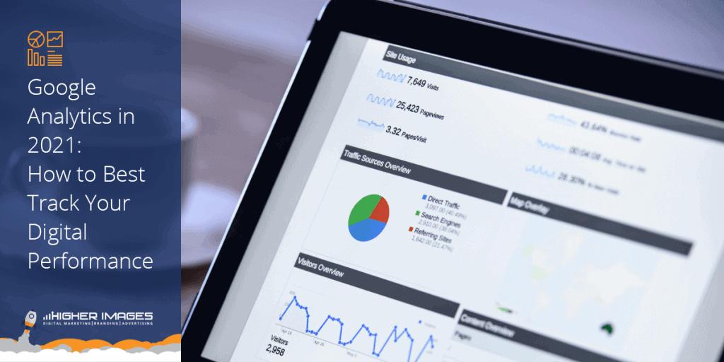 Google Analytics in 2021